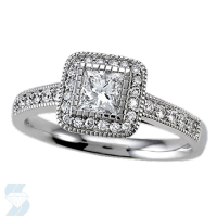 04681 0.74 Ctw Bridal Engagement Ring