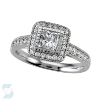 04682 1.09 Ctw Bridal Engagement Ring