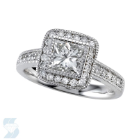 04683 1.41 Ctw Bridal Engagement Ring