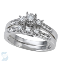 04684 0.25 Ctw Bridal Engagement Ring