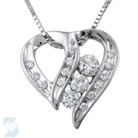 4697 0.25 Ctw Fashion Pendant
