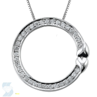 04706 0.24 Ctw Fashion Pendant