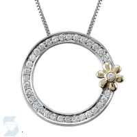 4708 0.23 Ctw Fashion Pendant