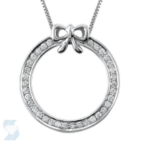 4709 0.24 Ctw Fashion Pendant