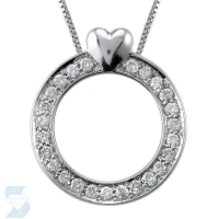 04711 0.24 Ctw Fashion Pendant