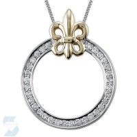 4713 0.25 Ctw Fashion Pendant