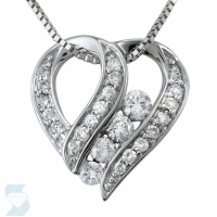 4714 0.25 Ctw Fashion Pendant