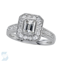 04717 1.55 Ctw Bridal Engagement Ring