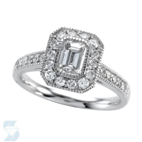 04718 1.21 Ctw Bridal Engagement Ring