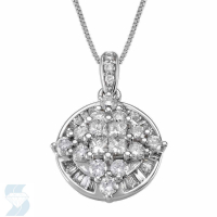 4721 0.98 Ctw Fashion Pendant
