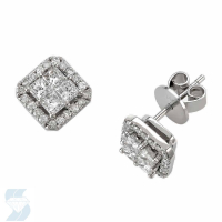 04737 1.03 Ctw Fashion Earring