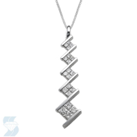 04741 1.02 Ctw Fashion Pendant