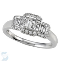 04754 0.45 Ctw Bridal Engagement Ring