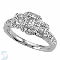 4755 0.78 Ctw Bridal Engagement Ring