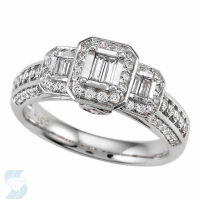 4758 0.68 Ctw Bridal Engagement Ring