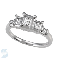 4763 0.52 Ctw Bridal Engagement Ring