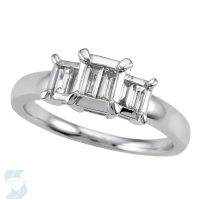 4764 0.31 Ctw Bridal Engagement Ring