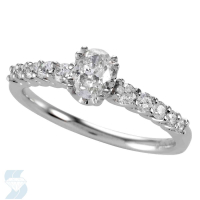 4765 0.74 Ctw Bridal Engagement Ring