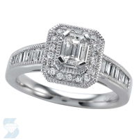04766 1.00 Ctw Bridal Engagement Ring