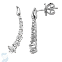 4778 0.99 Ctw Fashion Earring