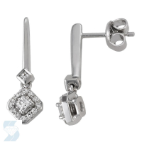 4789 0.36 Ctw Fashion Earring
