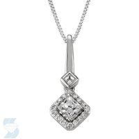 4790 0.36 Ctw Fashion Pendant