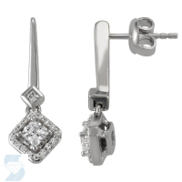 4791 0.54 Ctw Fashion Earring