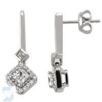 4793 0.99 Ctw Fashion Earring