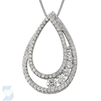 04801 0.95 Ctw Fashion Pendant
