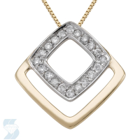 4807 0.24 Ctw Fashion Pendant