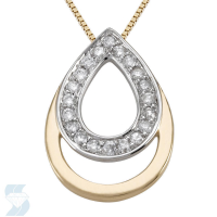 4808 0.24 Ctw Fashion Pendant