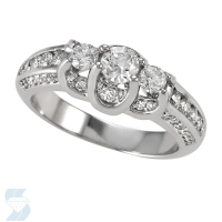 04818 1.03 Ctw Bridal Engagement Ring