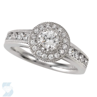 04821 1.01 Ctw Bridal Engagement Ring
