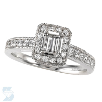 4828 0.64 Ctw Bridal Engagement Ring