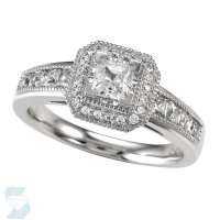 04829 1.17 Ctw Bridal Engagement Ring