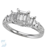 4831 1.07 Ctw Bridal Engagement Ring