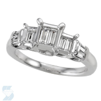 4835 0.67 Ctw Bridal Engagement Ring