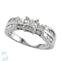 04842 0.49 Ctw Bridal Engagement Ring