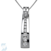 4843 0.48 Ctw Fashion Pendant