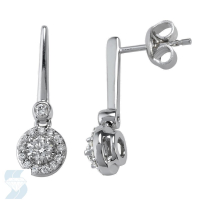 04846 0.48 Ctw Fashion Earring