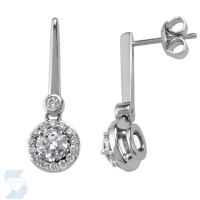 04848 1.02 Ctw Fashion Earring