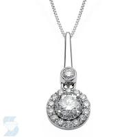 4849 0.76 Ctw Fashion Pendant
