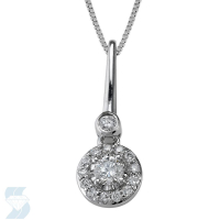 4852 0.24 Ctw Fashion Pendant