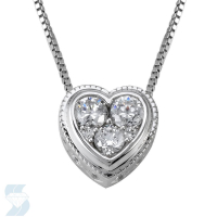 4876 0.23 Ctw Fashion Pendant