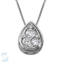 4877 0.28 Ctw Fashion Pendant