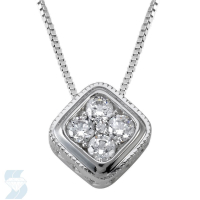 4878 0.30 Ctw Fashion Pendant