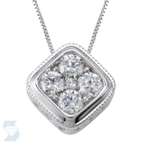 4879 0.58 Ctw Fashion Pendant