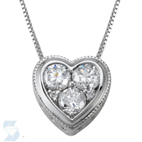 4880 0.54 Ctw Fashion Pendant