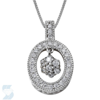 4882 0.24 Ctw Fashion Pendant