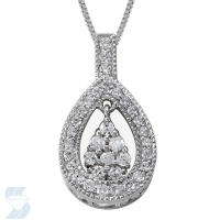 4885 0.23 Ctw Fashion Pendant